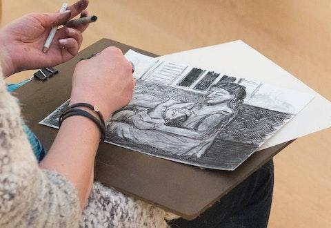 Beginners Sketching Workshop (Level 2)