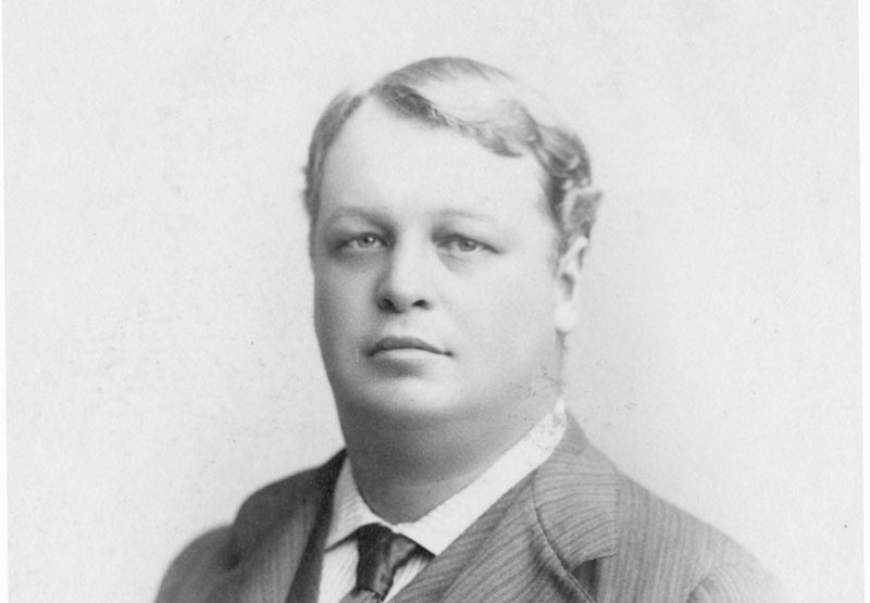 Portrait of Henry Ives Cobb