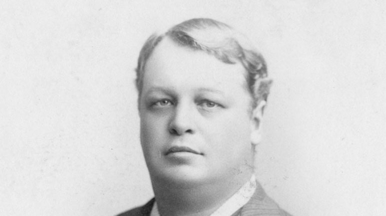 Portrait of Henry Ives Cobb