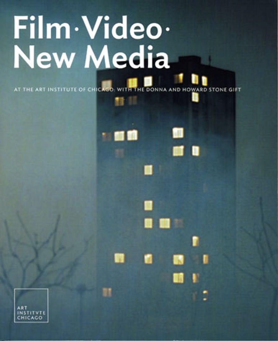 Film Video New Media Cover