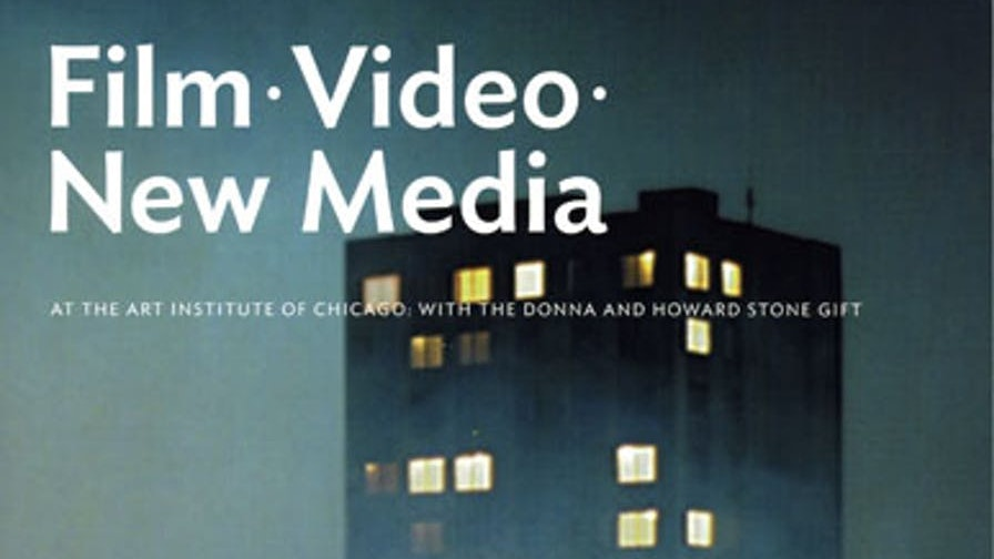 Film Video New Media Cover