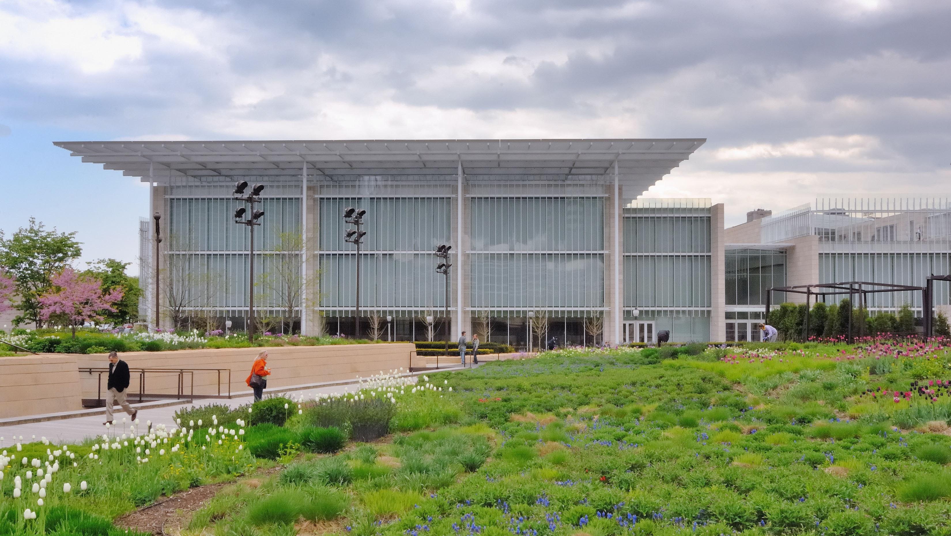 Modern Wing Park