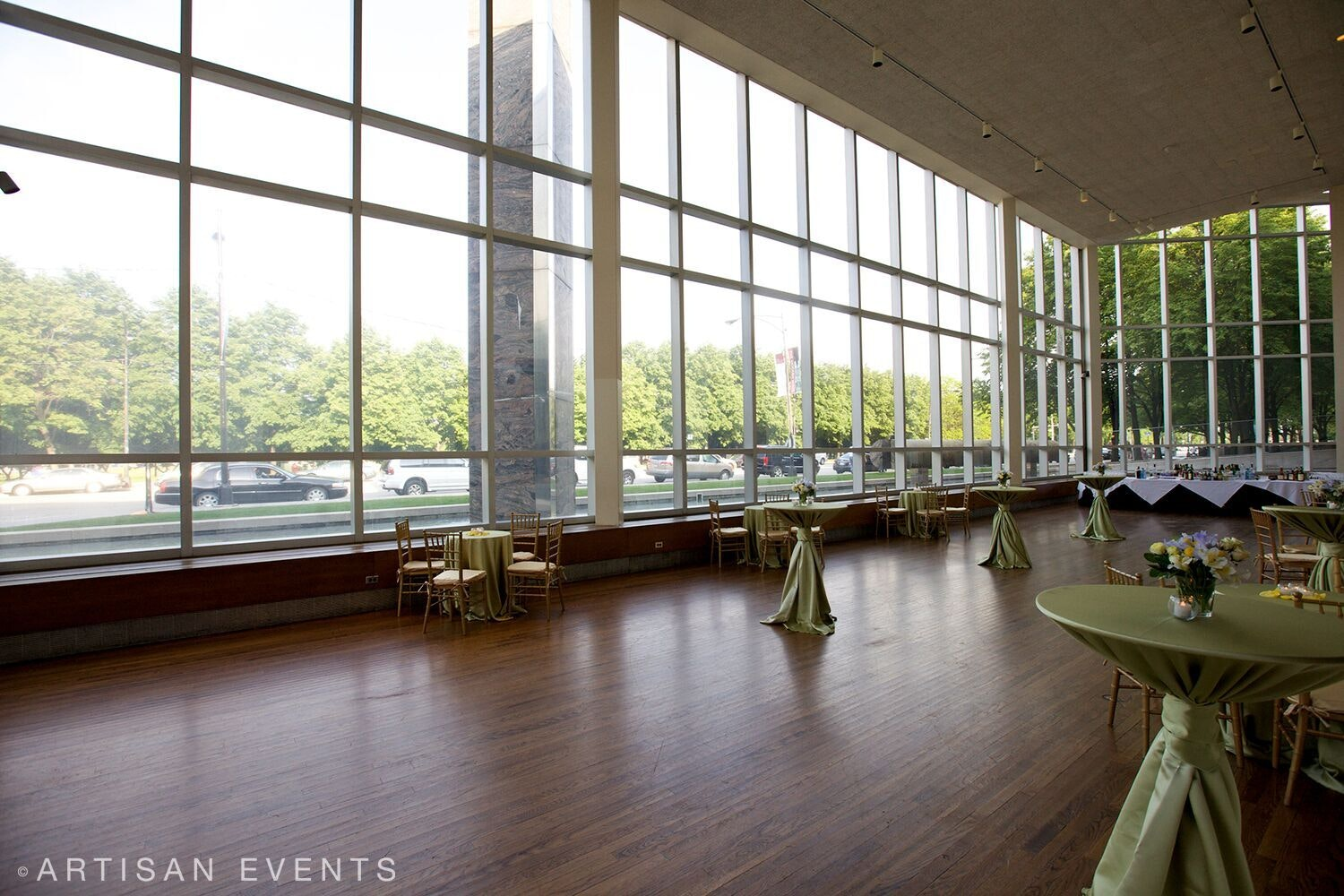 Chicago Gallery Event Space