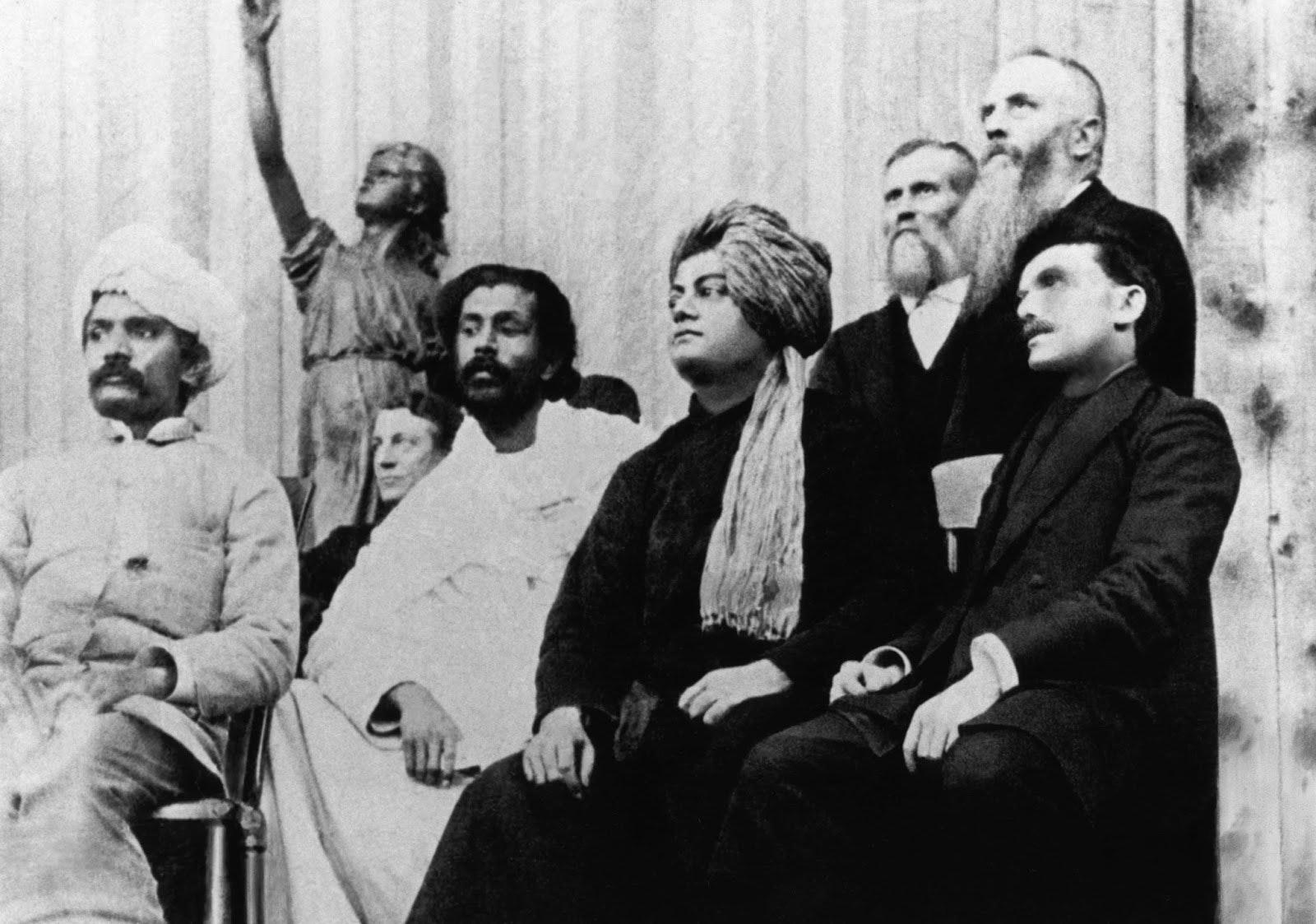 Swami Vivekananda At Parliament Of Religions