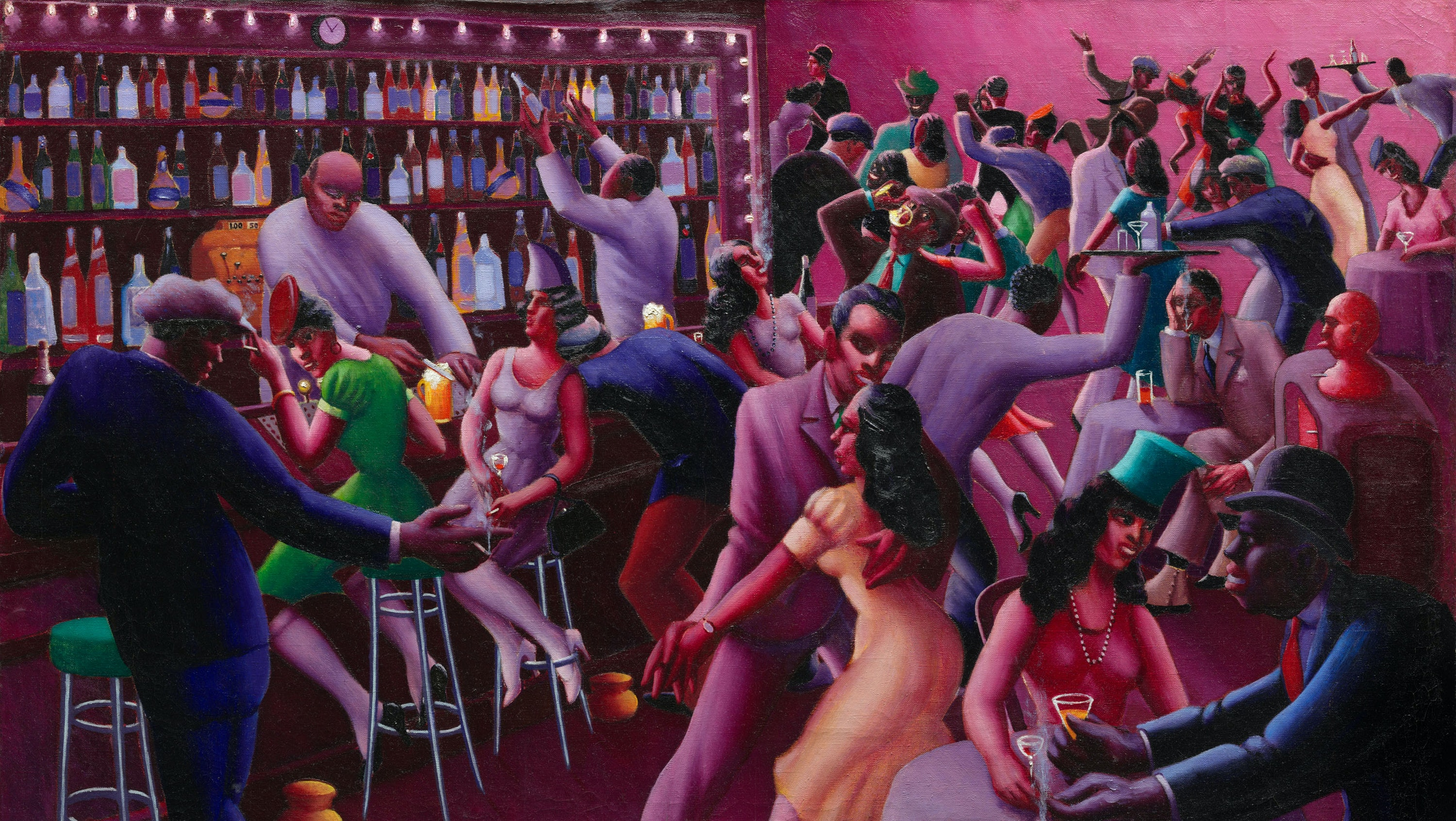 Archibald Motley Nightlife