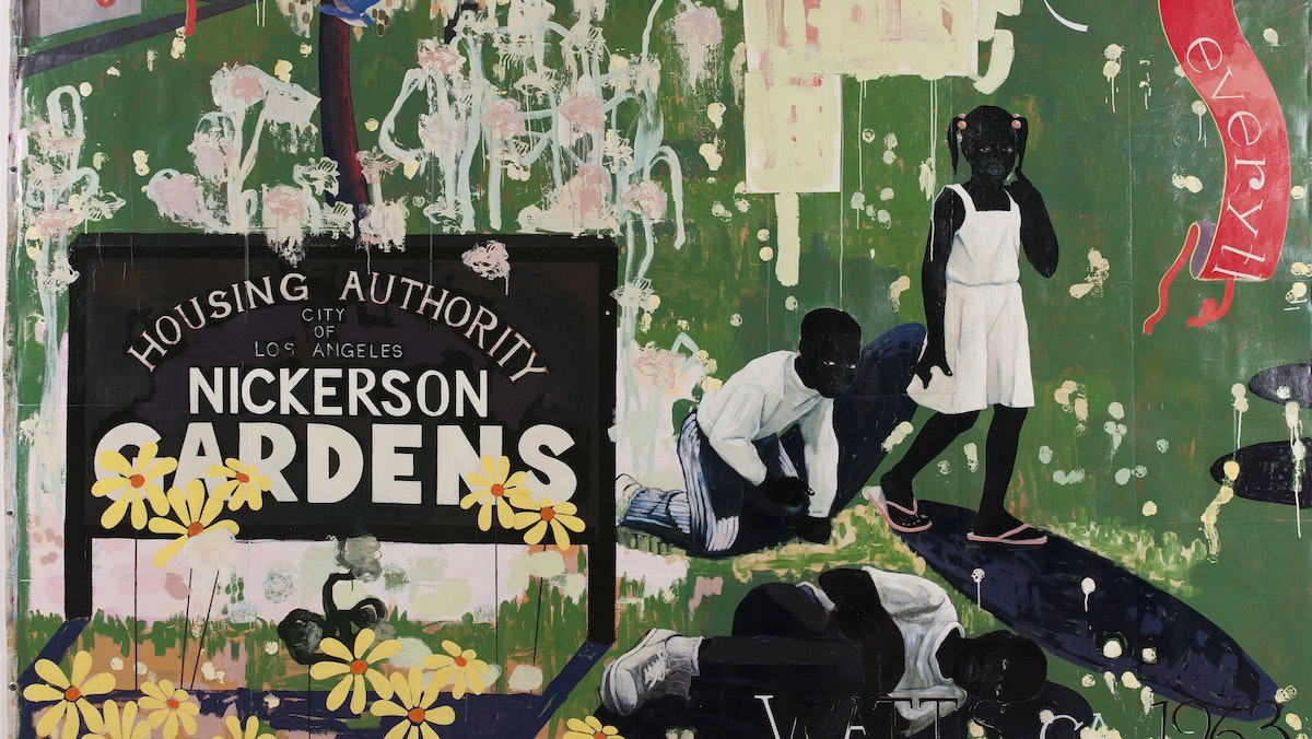 Lecture: The End of the Sixties—Kerry James Marshall's Mementos