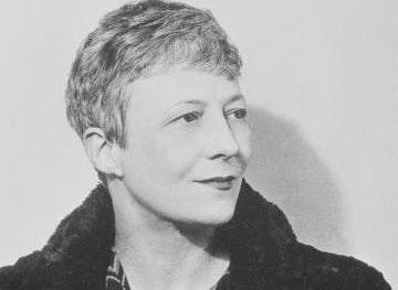 Portrait of Mary Reynolds