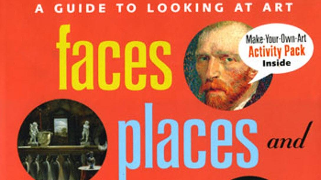 Faces Places Cover