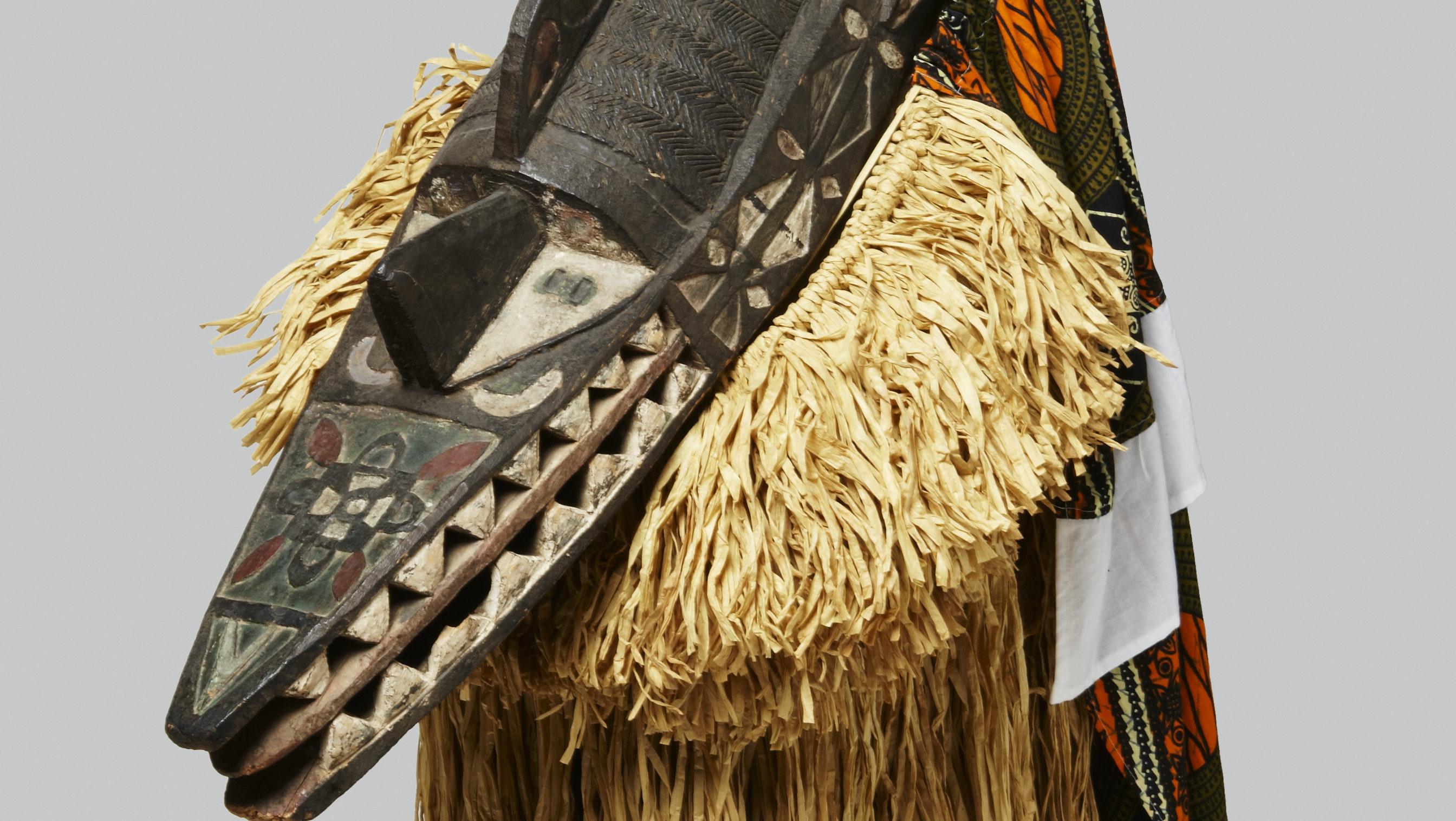Mask Banda Or Kumbaruba
