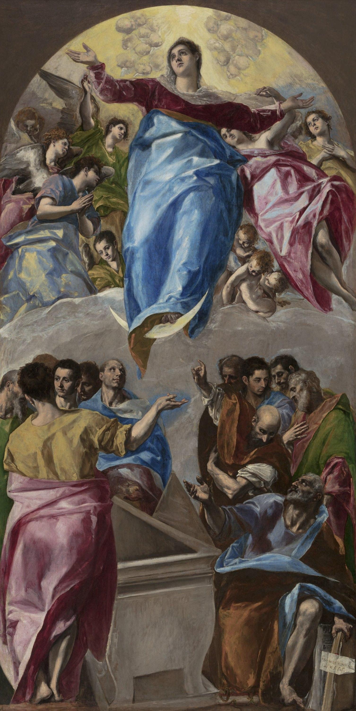El Greco Assumption