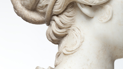 Gods Glamour Bust Of Woman 480