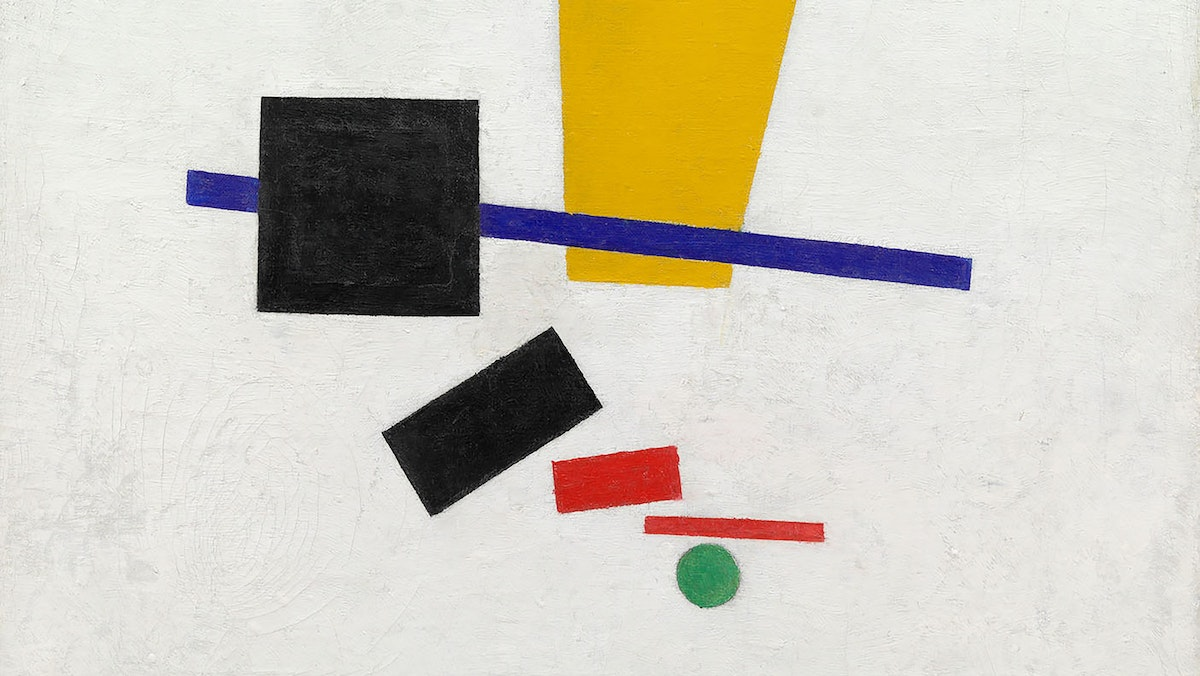 Lecture: Kazimir Malevich—Materials and Meaning in Suprematism