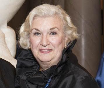 Portrait of Donor Kathryn Van Dyke Levitt