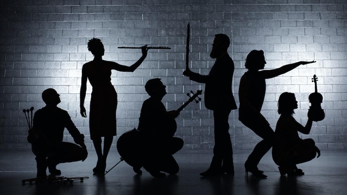 Concert: Eighth Blackbird with Pamela Z