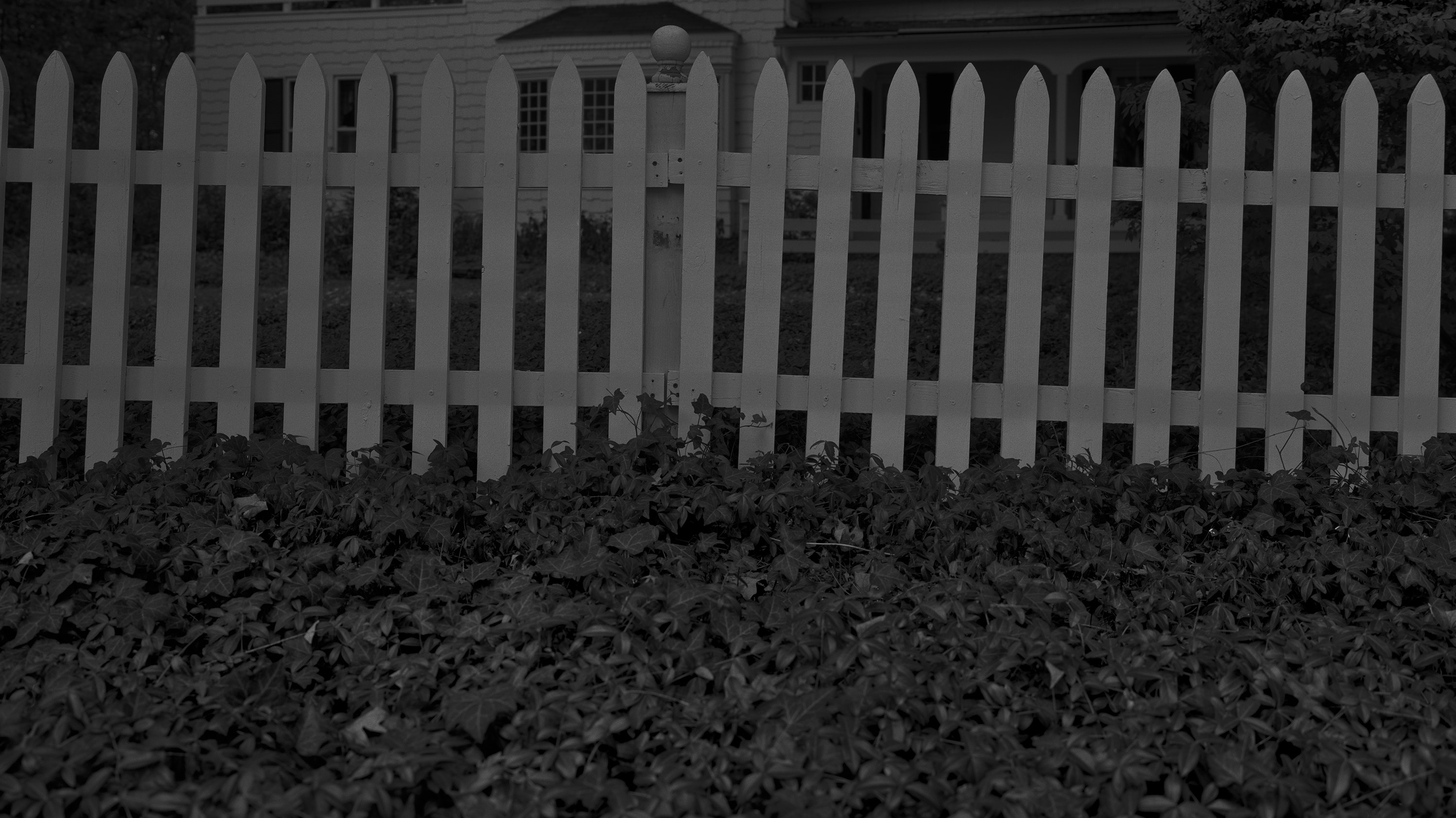 Dawoud Bey Untitled 1 Picket Fence And Farm House