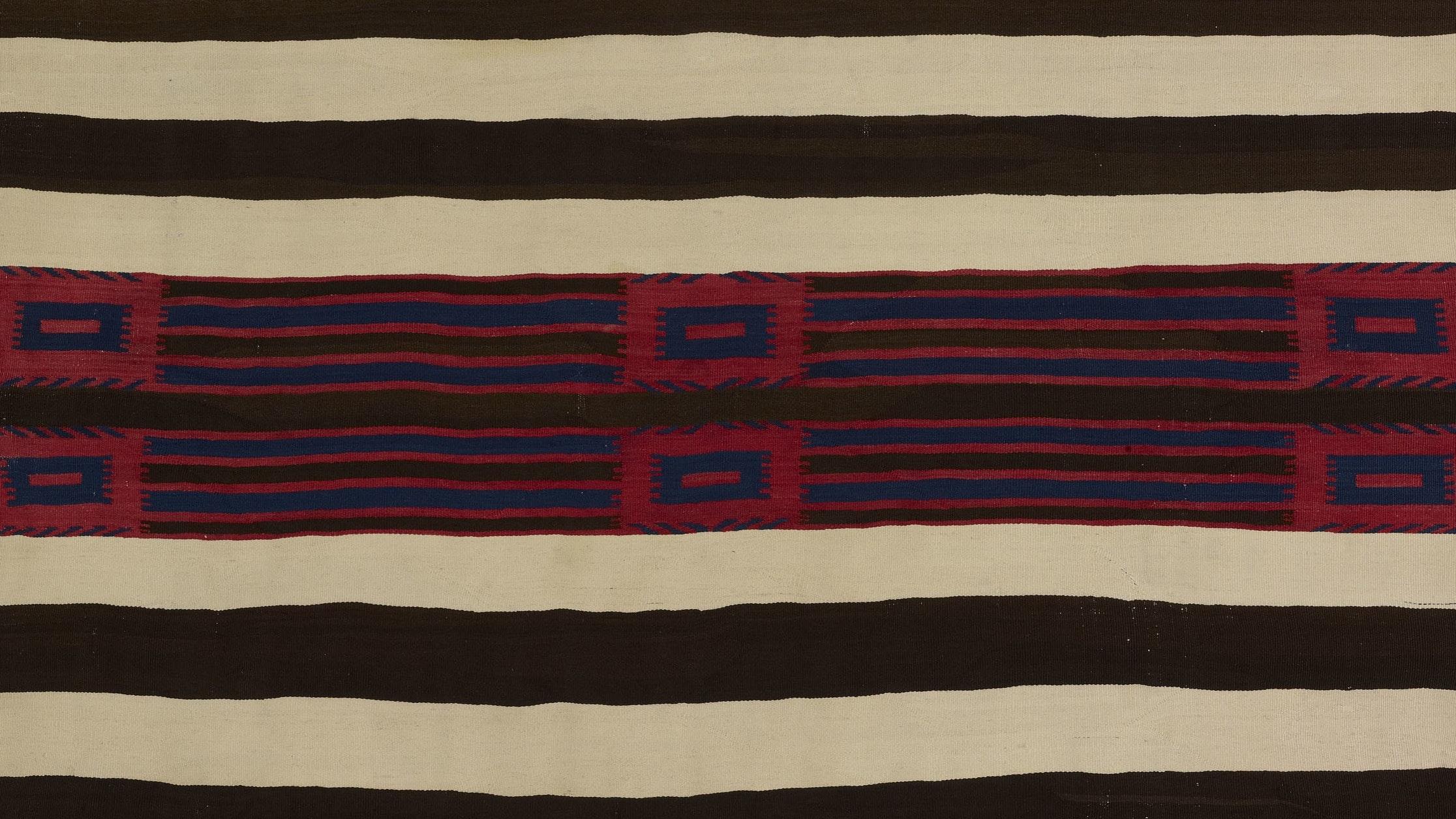 2001.45 Terry Dewald Chief Blanket