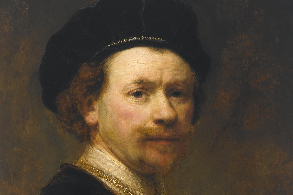 Rembrandt Portraits The Art Institute Chicago