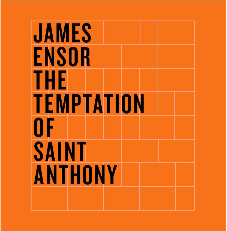 James Ensor The Temptation of Saint Anthony