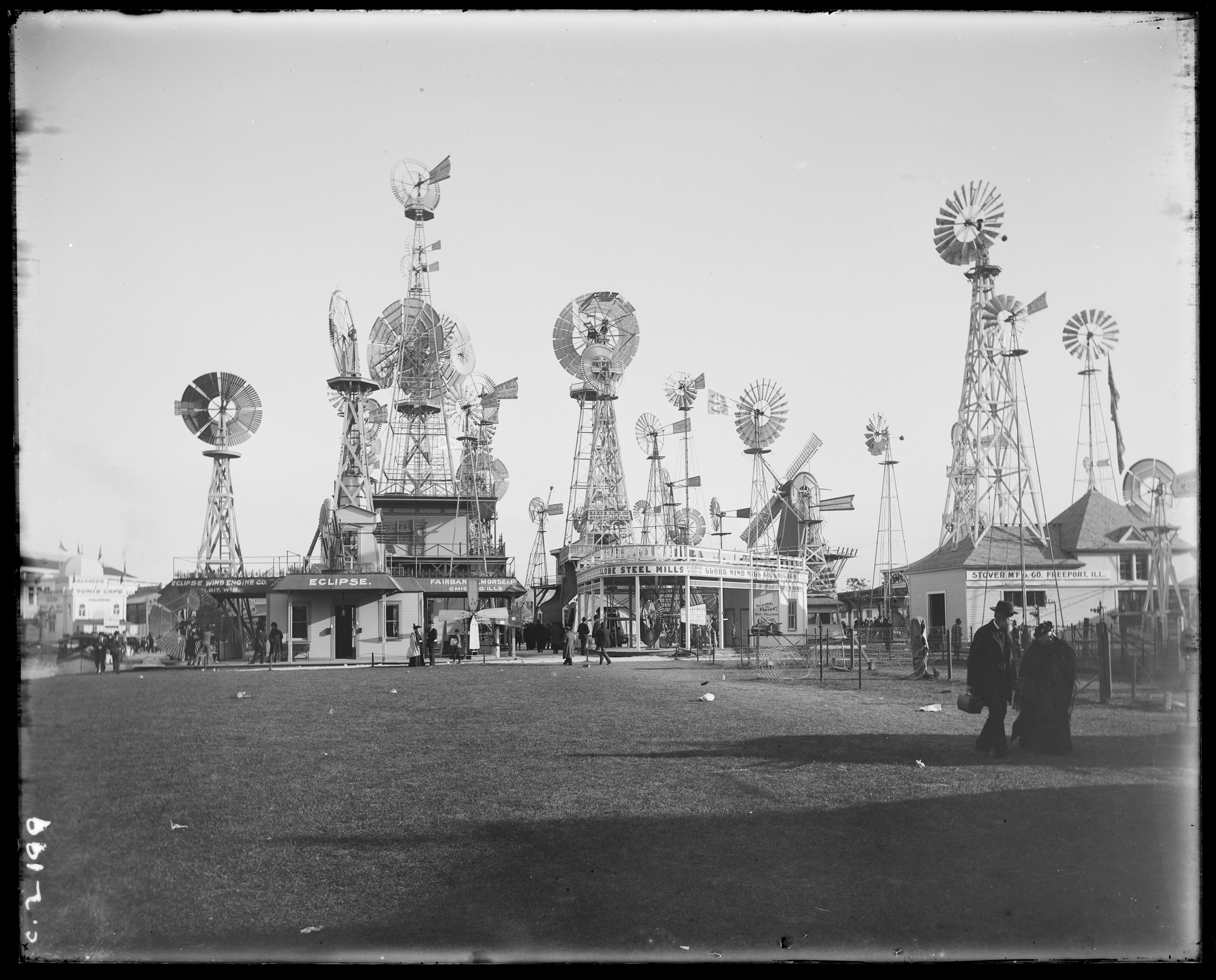 Photo from World's Columbian Exposition