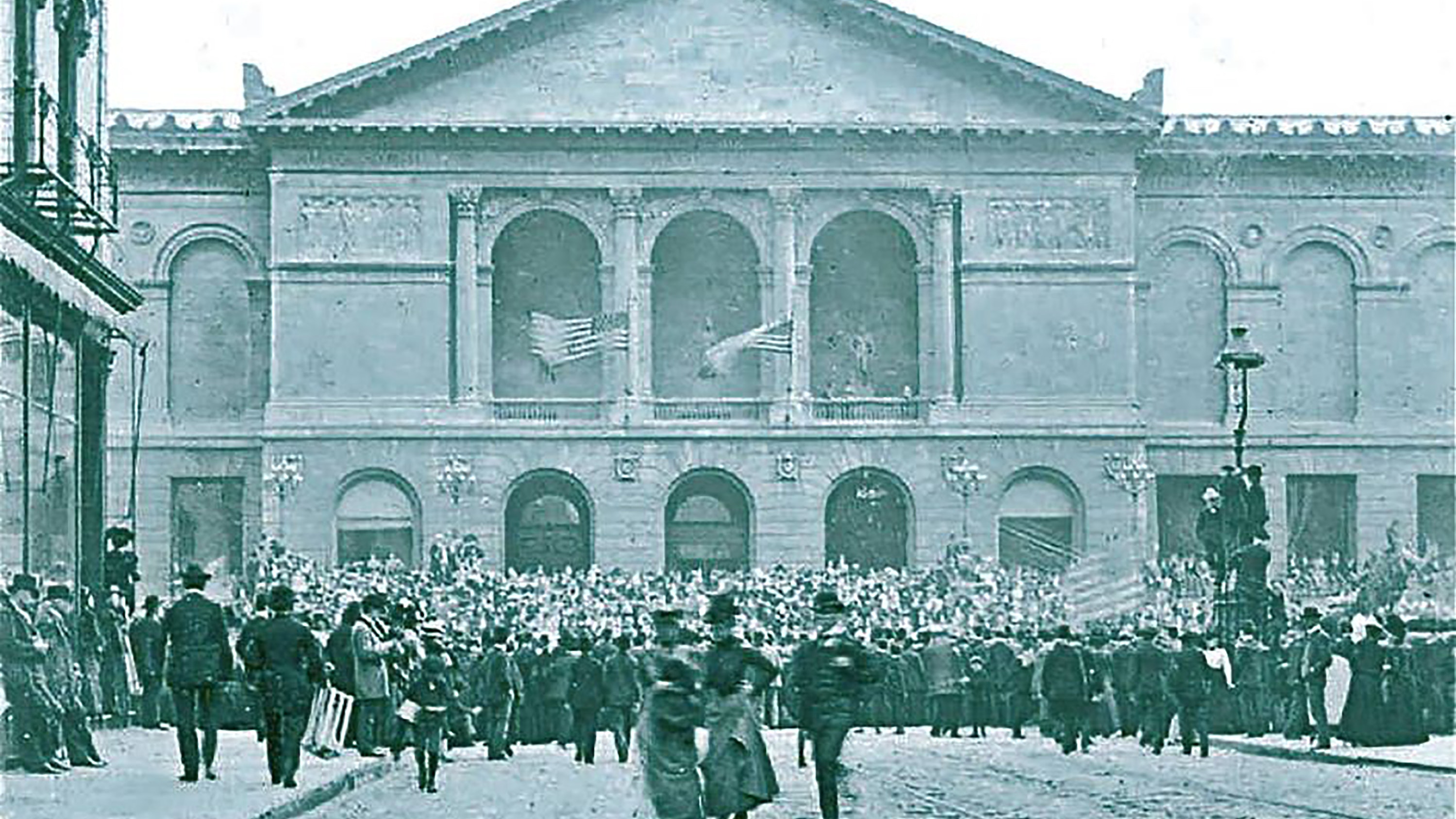 Opening Day 1893