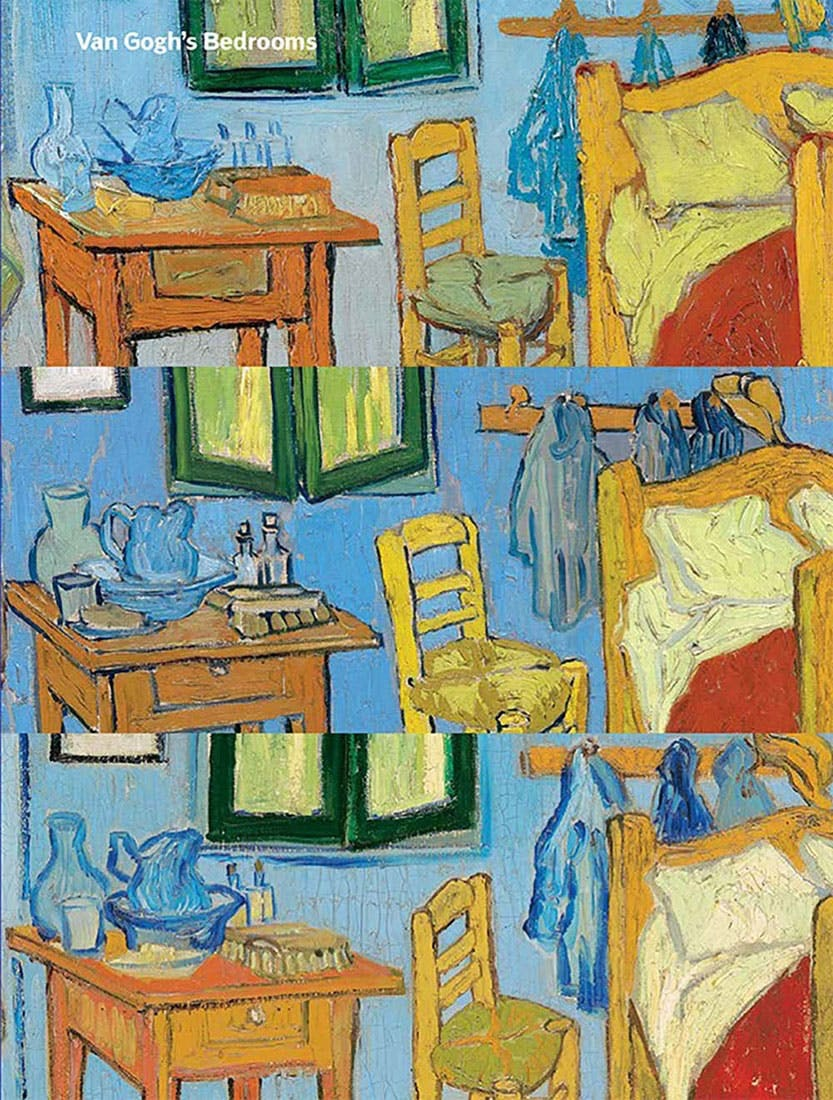 Van Gogh Bedrooms Cover