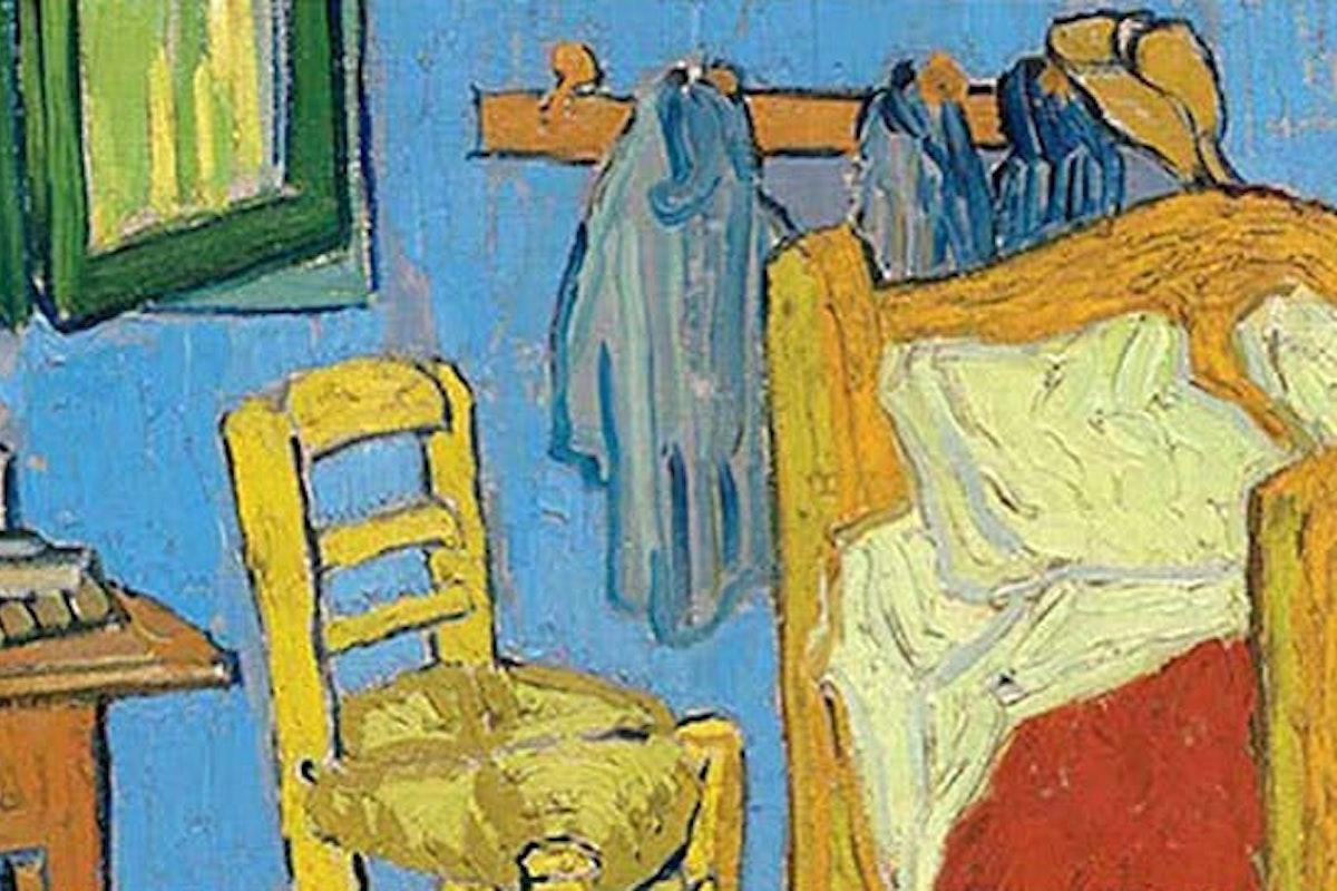 Van Gogh S Bedrooms The Art Institute Of Chicago