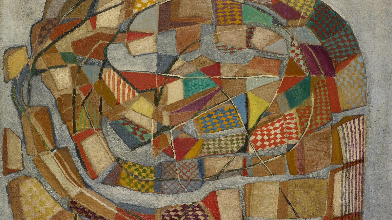 1978.404 Maria Elena Vieira Da Silva Composition