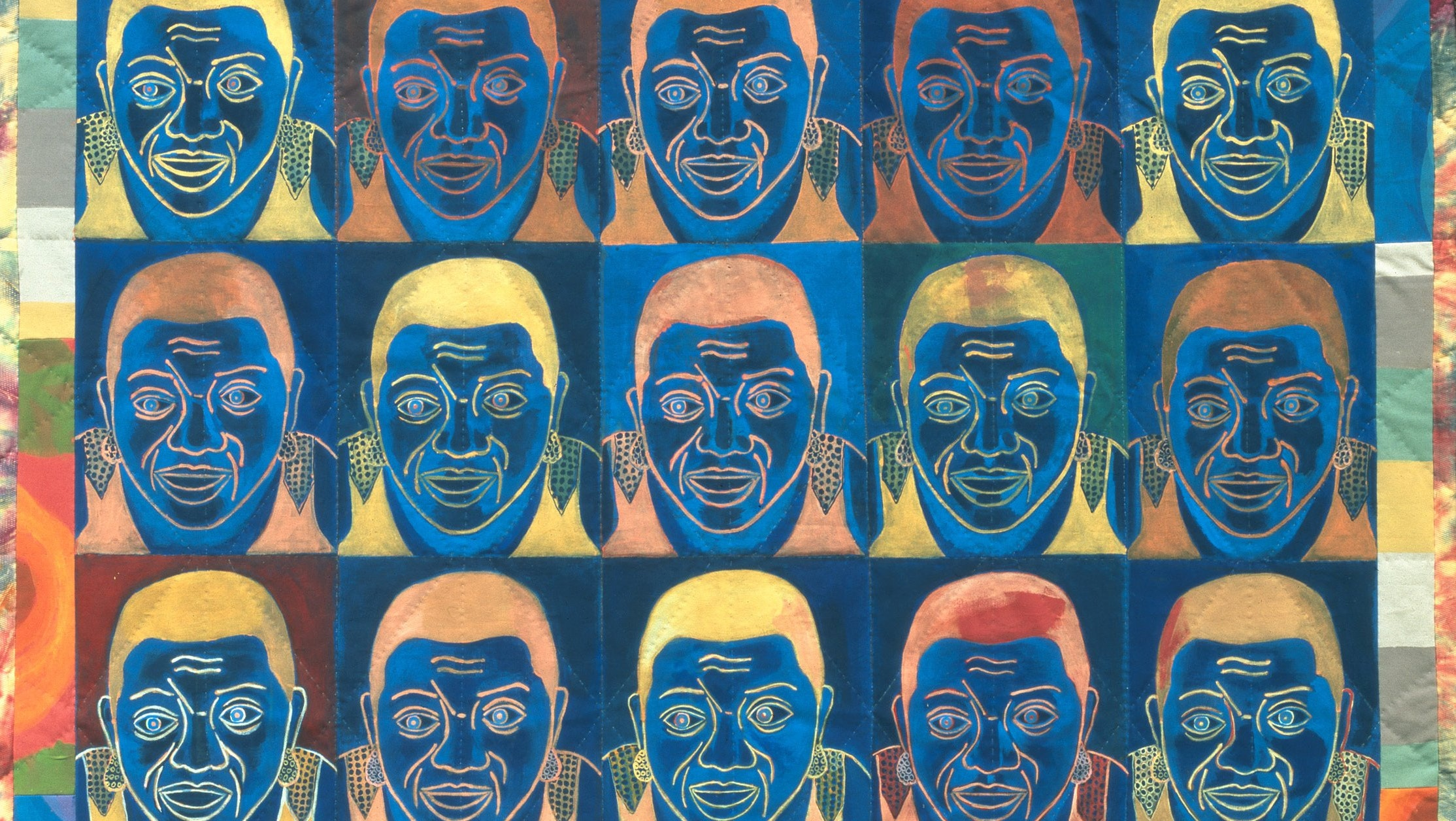 2002.381 Faith Ringgold Bessies Blues