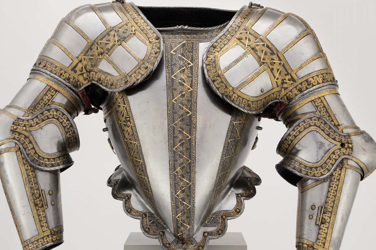 Arms, Armor, Medieval, and Renaissance | The Art Institute