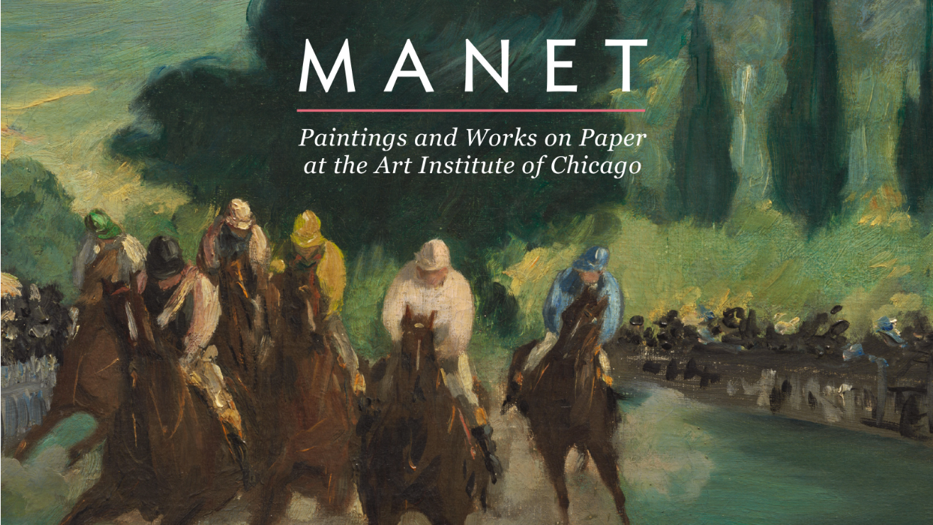 Manet Paintings and Works on Paper at the Art Institute of Chicago