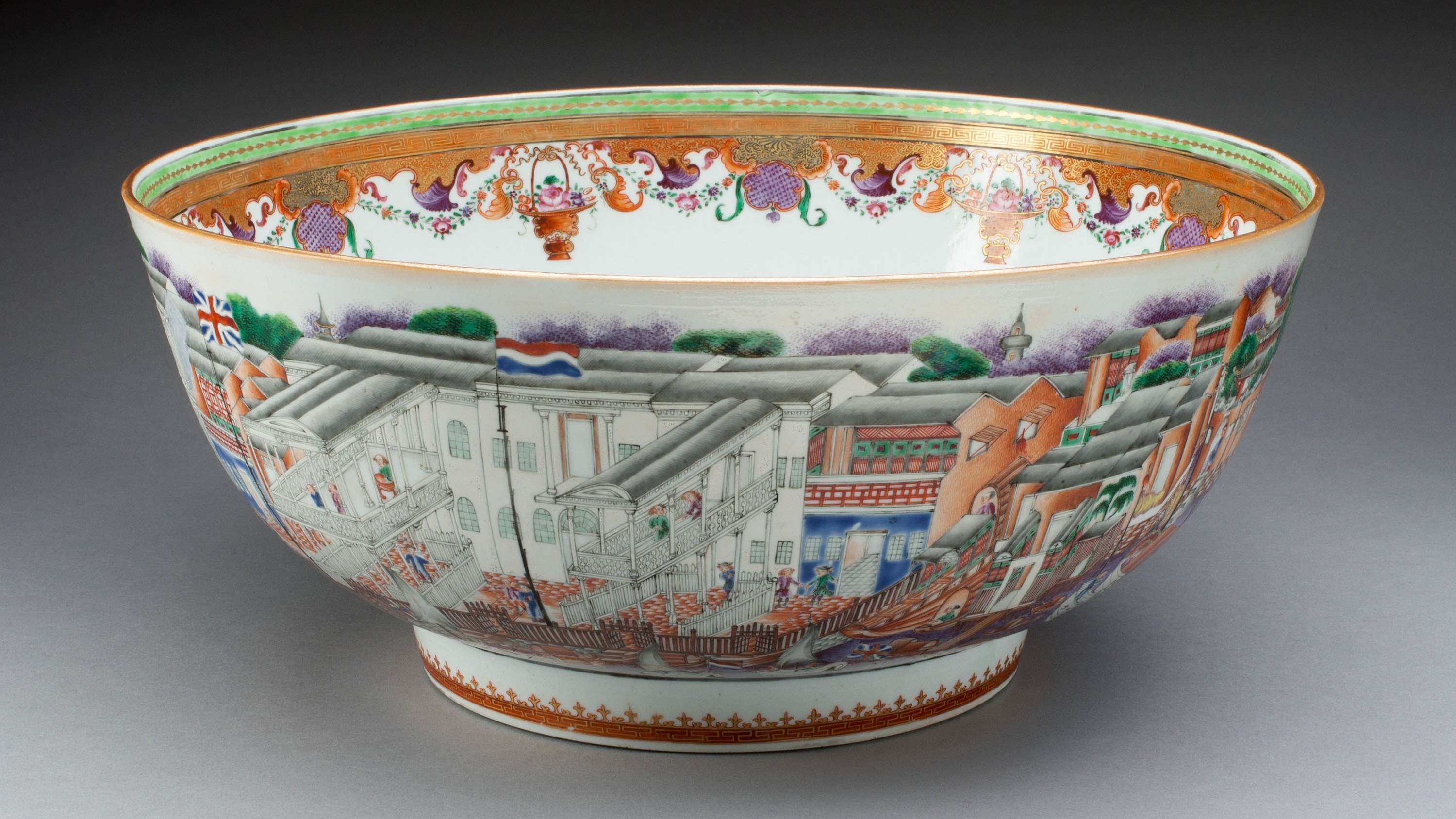1958.233 Punch Bowl