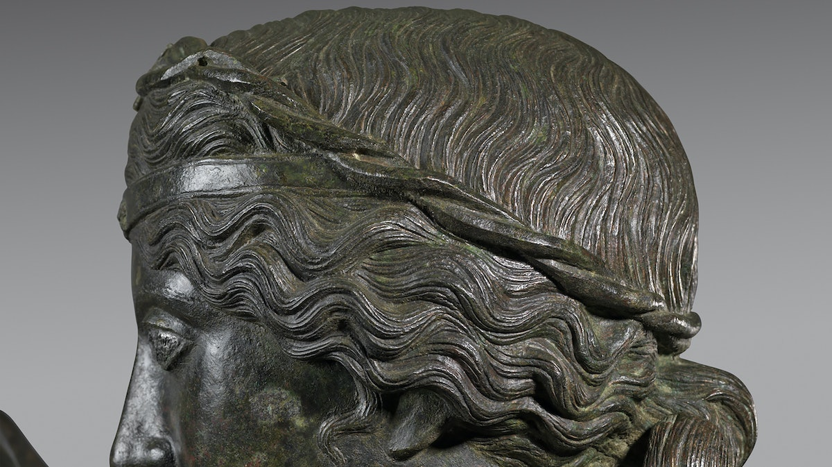Lecture: Secrets of the Collection—The Inner Life of a Bronze Dionysos