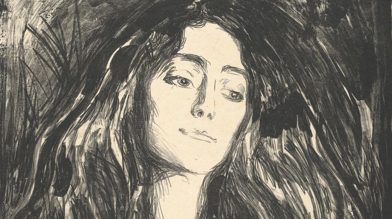 1947.689 Edvard Munch