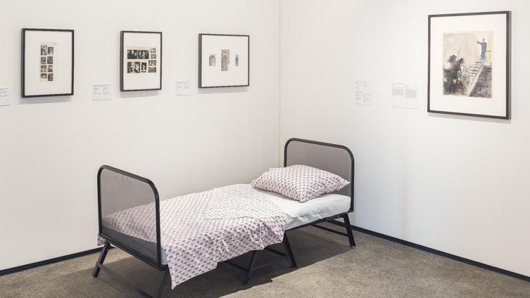 Constructivist Bed