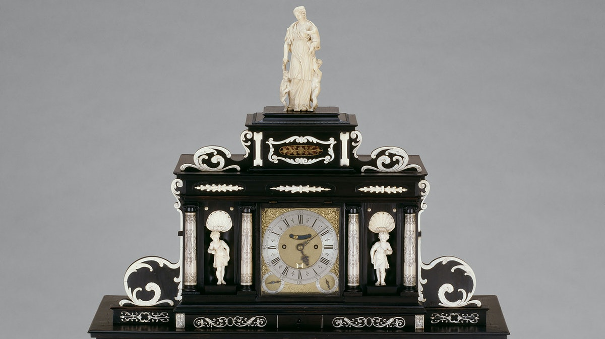 Virtual Conversation: Material Reflections—Ivory and Ebony in a 17th-Century Cabinet