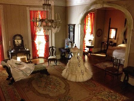 White Dress Thorne