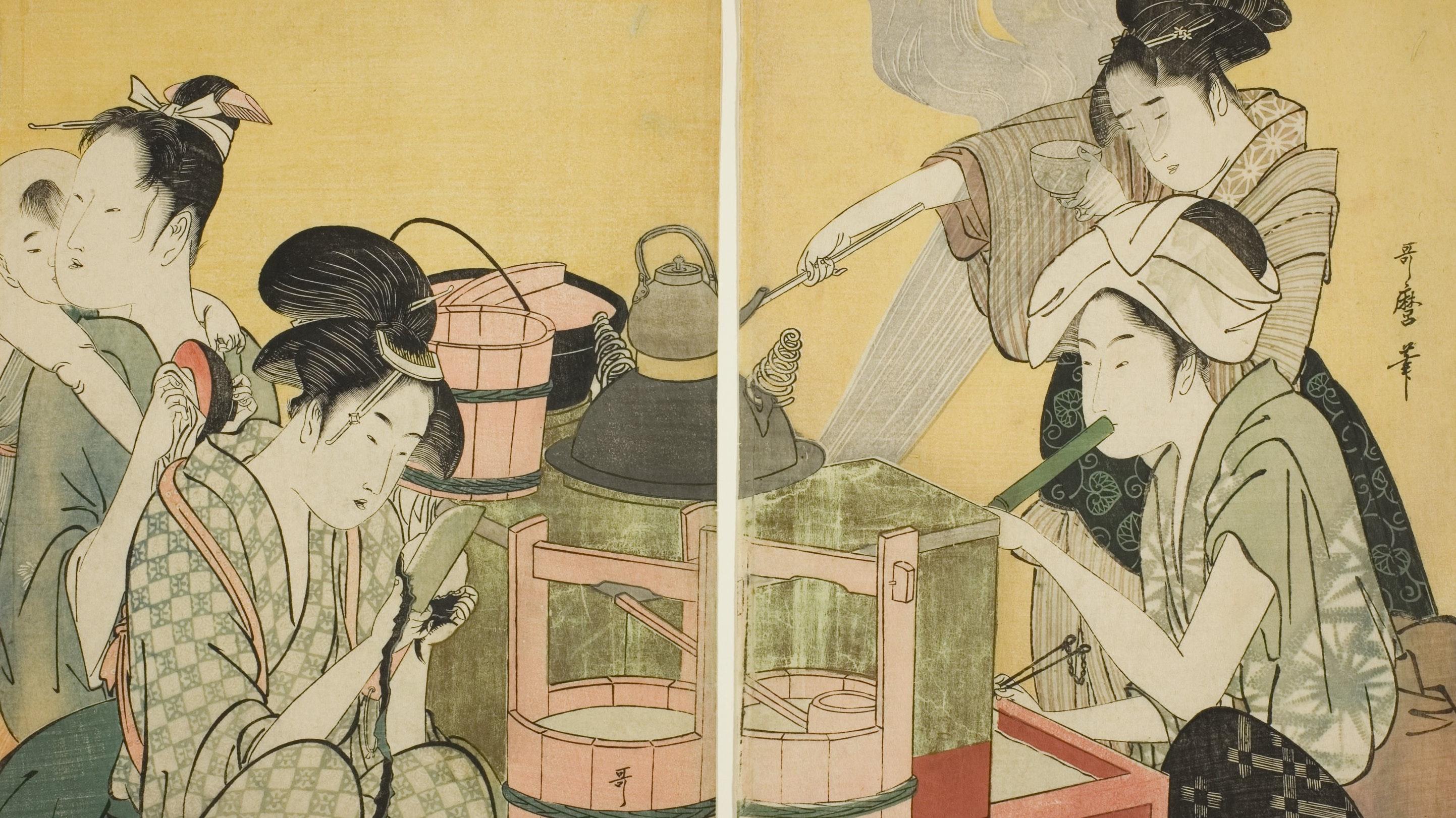 1925.2289 Utamaro Kitagawa