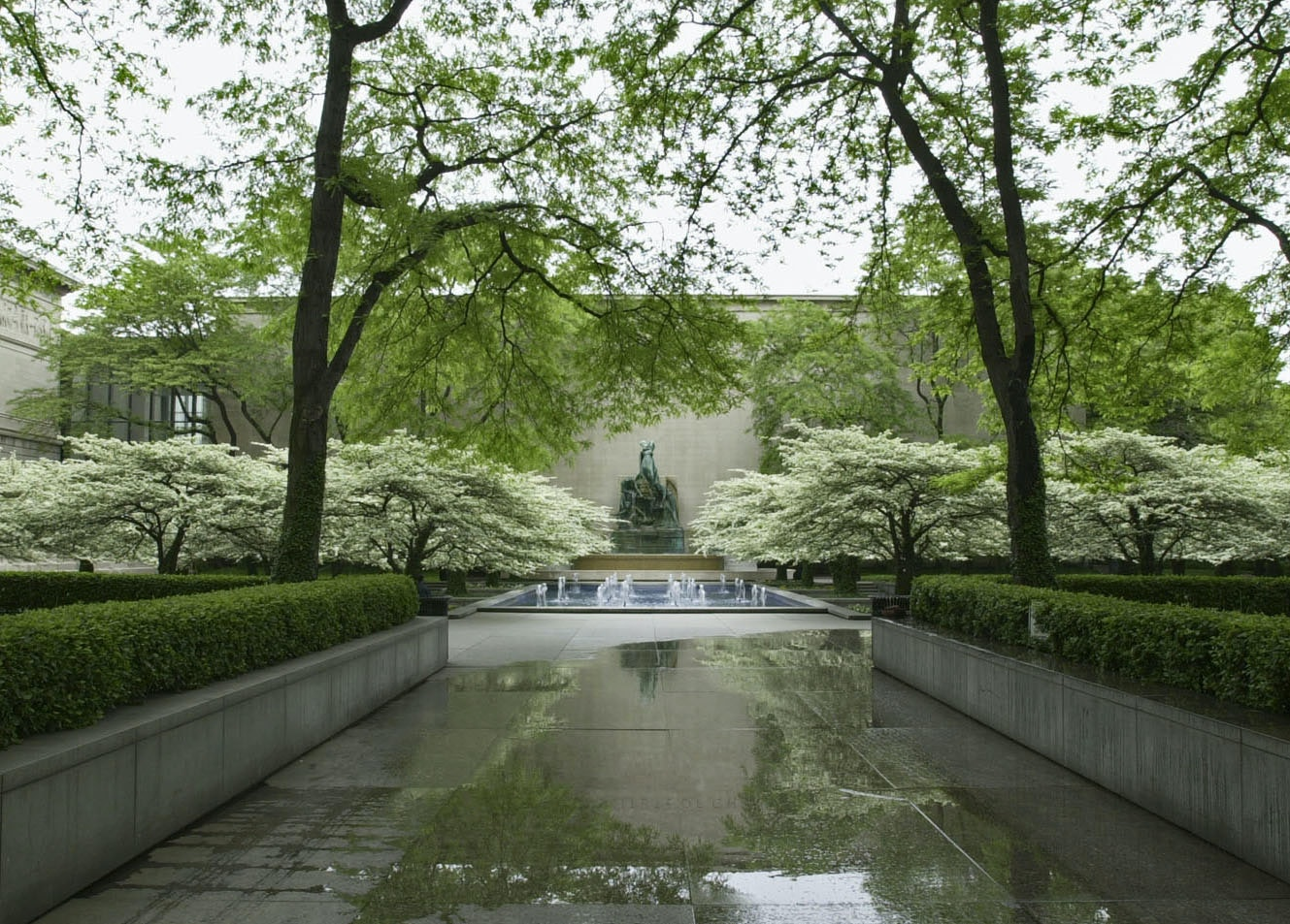 The South Garden as it appears today