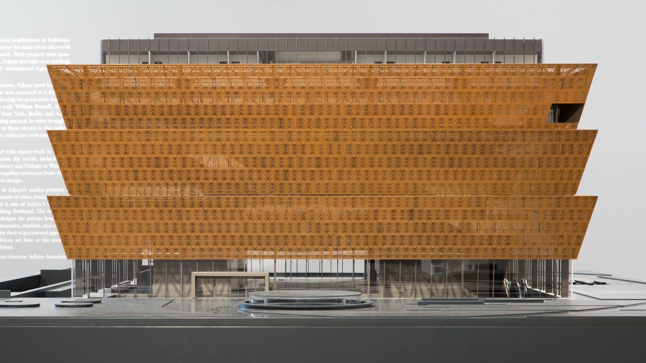 2016.197 David Adjaye Smithsonian National Museum