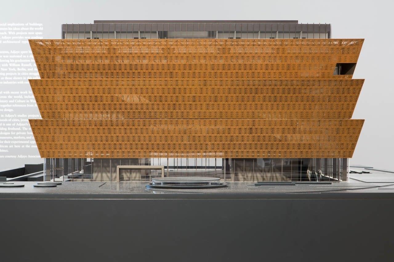2016.197 David Adjaye Smithsonian National Museum