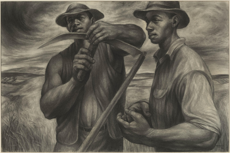 Harvest Talk - Charles White