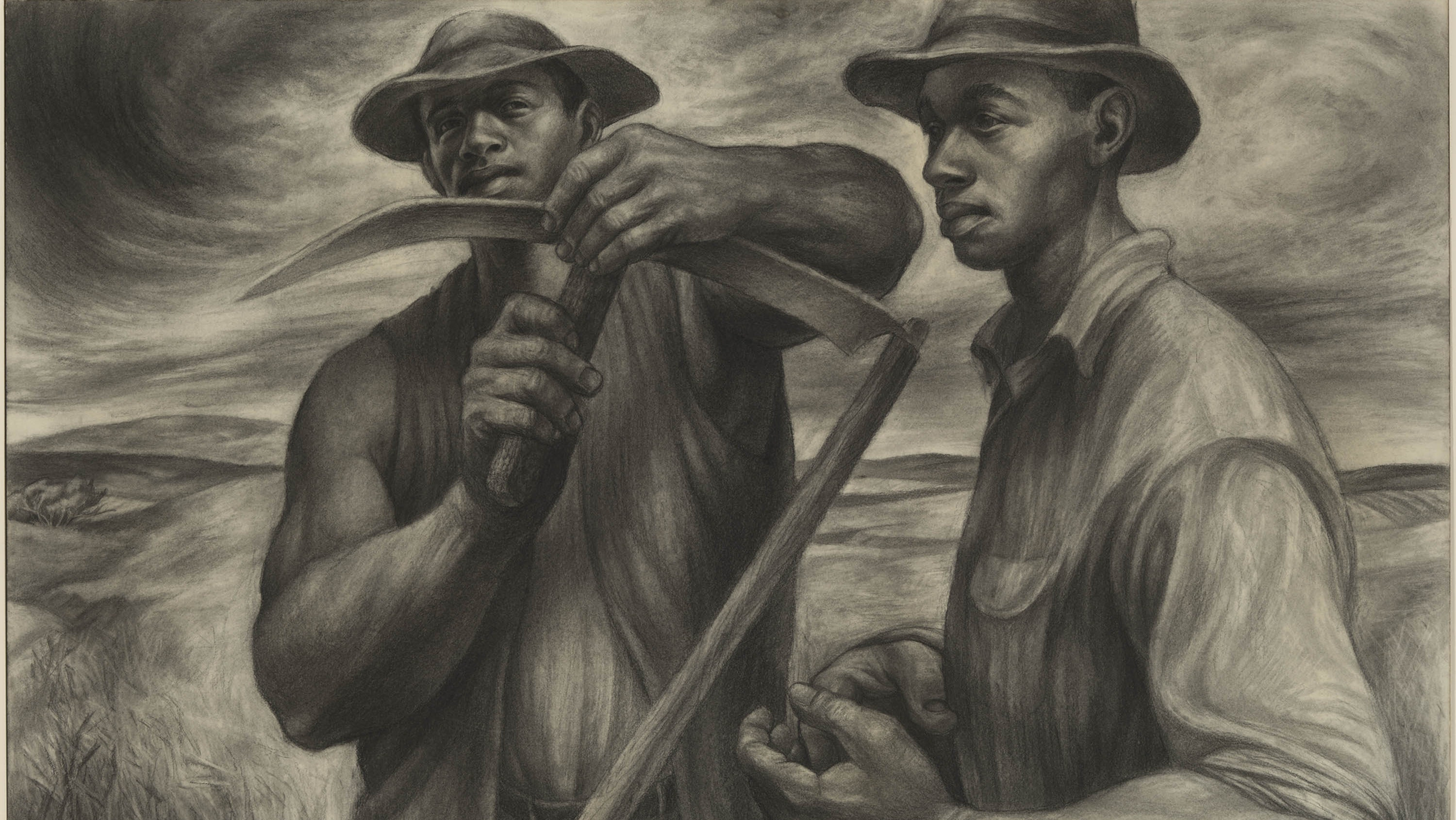 Harvest Talk - Charles White