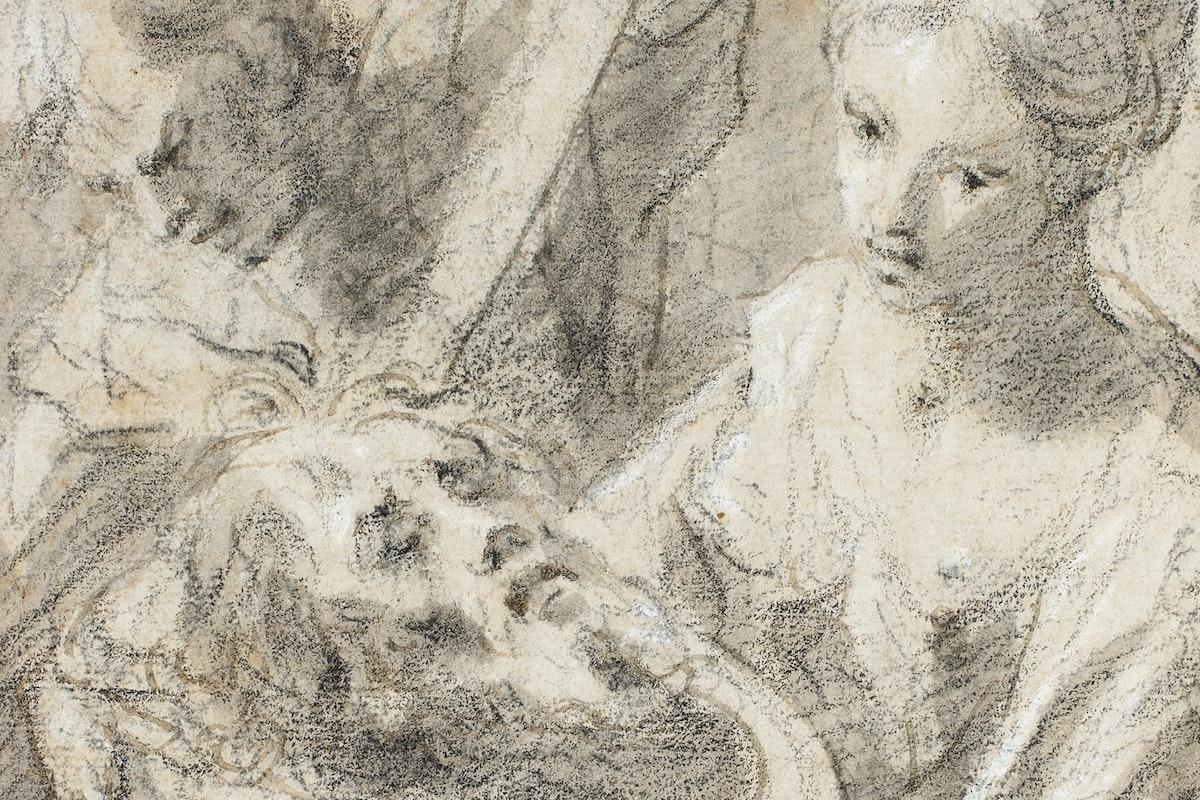 "Violence and Virtue: Artemisia Gentileschi's ""Judith Slaying"
