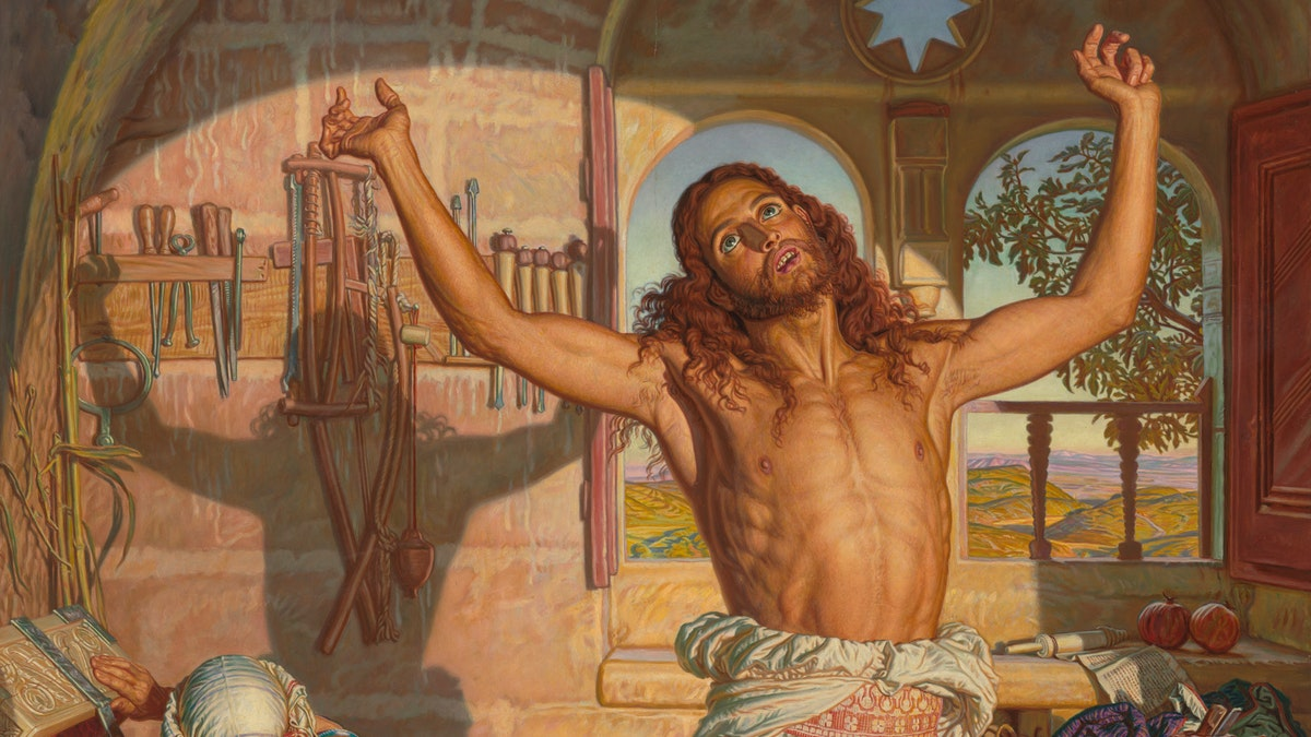 Virtual Conversation: The Pre-Raphaelites and William Holman Hunt's The Shadow of Death