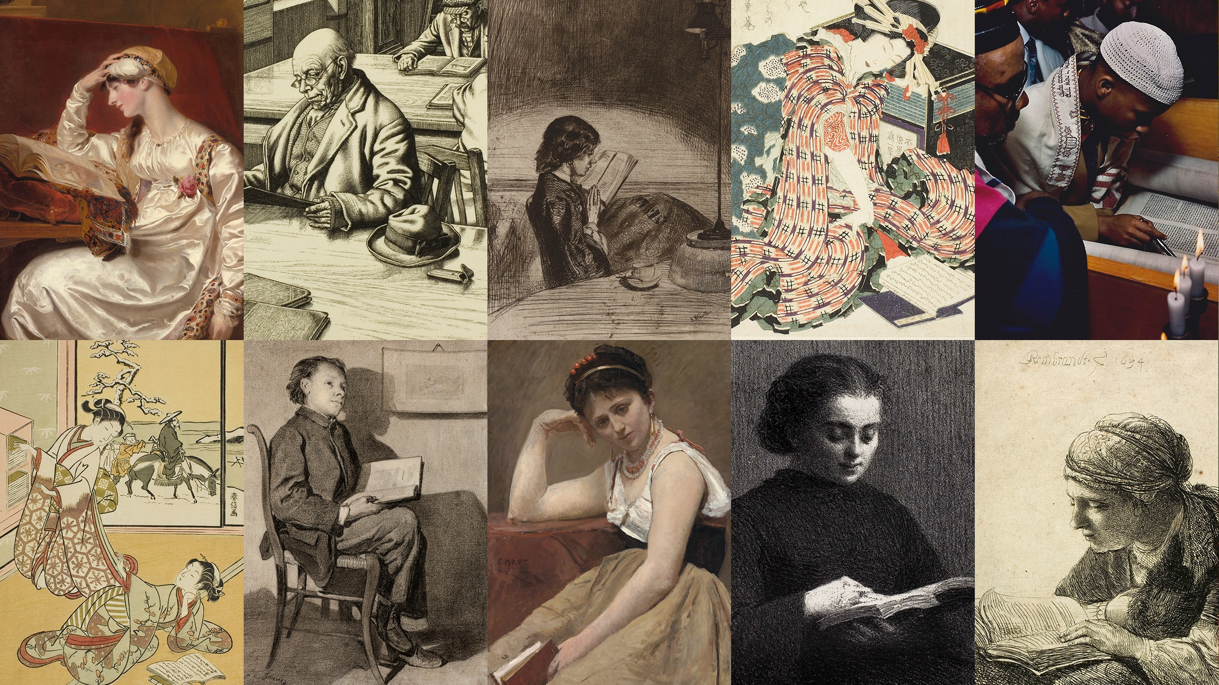 A Thousand Worlds: Books about Artists and Art