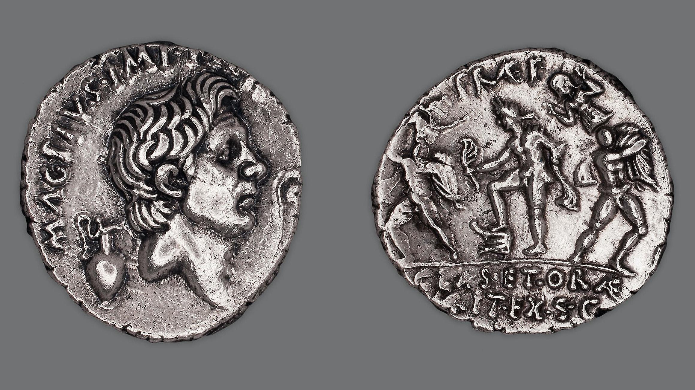 Portraits of Change: Ancient Coins