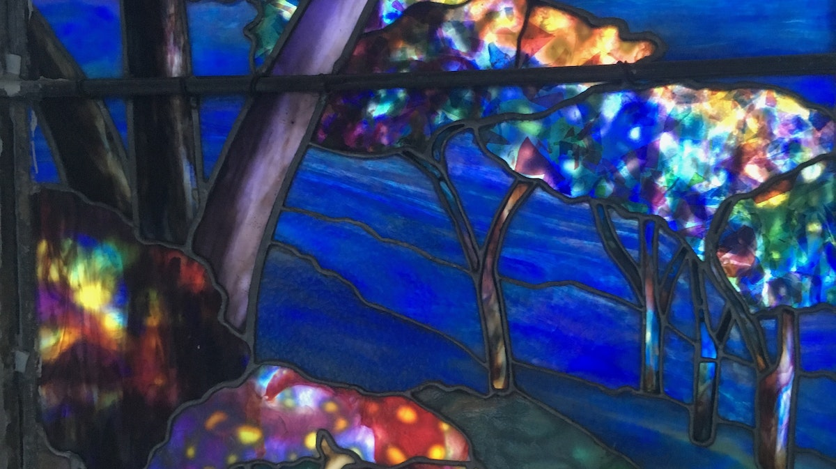 Virtual Member Lecture: A New Setting for Tiffany Glass—The Hartwell Memorial Window