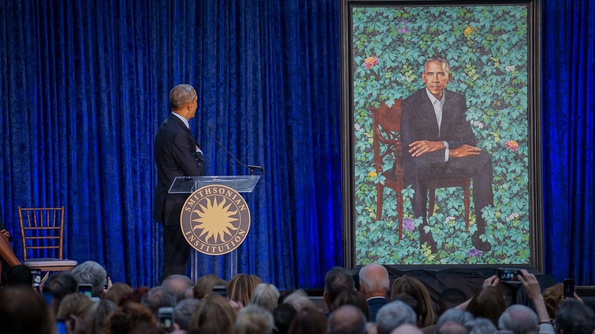 Virtual Conversation: The Obama Portraits—Featuring Artists Kehinde Wiley and Amy Sherald