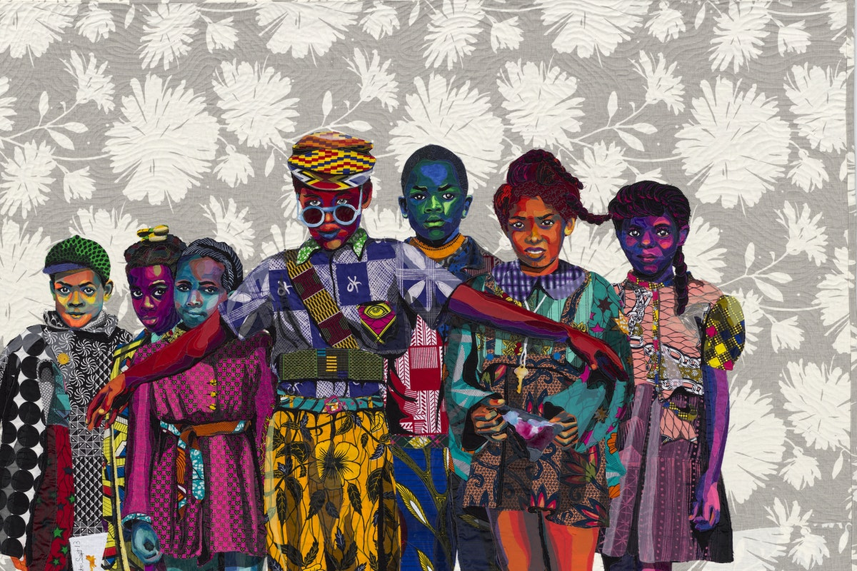 Bisa Butler: Portraits | The Art Institute of Chicago