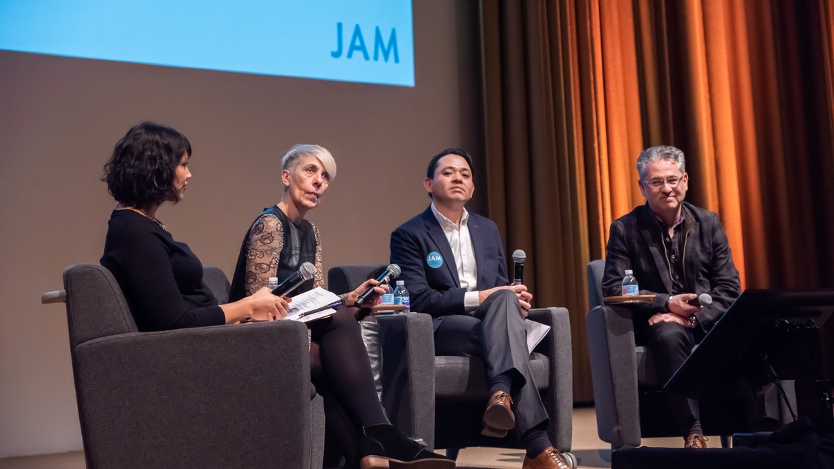 Jobs at Art Museums (JAM): Welcome Remarks and Museum Careers Panel